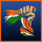 The Rising India Logo